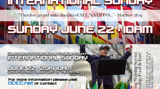 2nd Annual International Day!