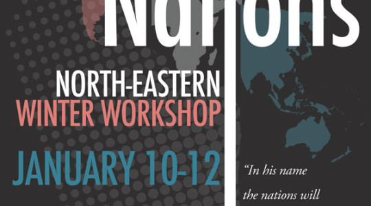The Hope Of All Nations - 2014 Winter Workshop